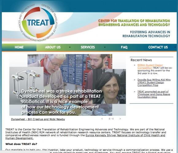 TREAT Website