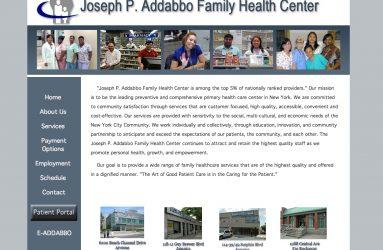JP Addabbo Website