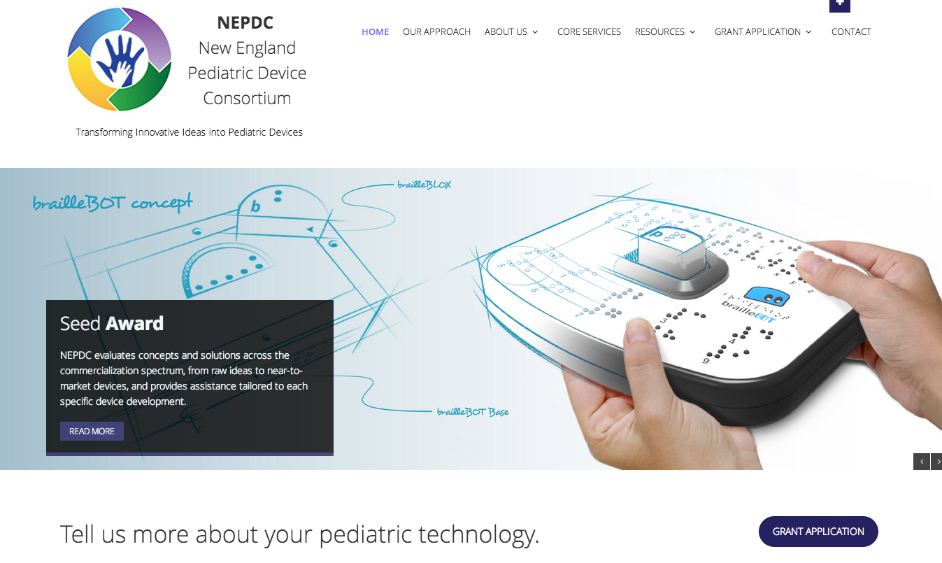 NEPDC Website
